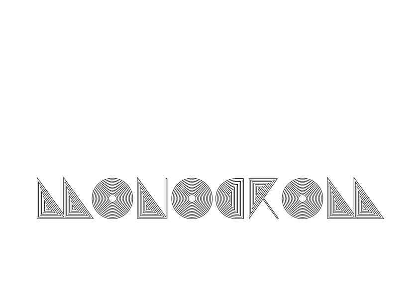 monocrom_offset_path